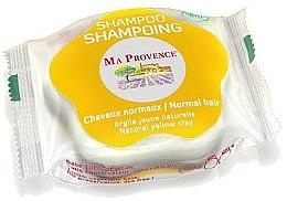 Düfte, Parfümerie und Kosmetik Bio Shampoo für normales Haar mit gelber Tonerde - Ma Provence Shampoo