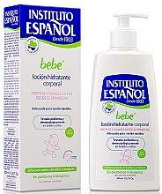 Düfte, Parfümerie und Kosmetik Feuchtigkeitsspendende Körperlotion für Neugeborene - Instituto Espanol Bebe Baby Moisturizing Body Lotion