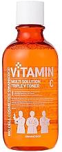 Düfte, Parfümerie und Kosmetik Revitalisierendes Gesichtstonikum mit Vitaminen und Mineralien - Swanicoco Multi Solution Vitamin Toner