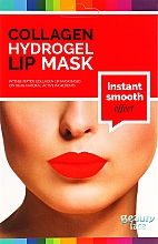 Düfte, Parfümerie und Kosmetik Hydrogel-Lippenmaske mit Kollagen - Beauty Face Wrinkle Smooth Effect Collagen Hydrogel Lip Mask