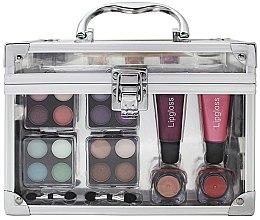 Düfte, Parfümerie und Kosmetik Make-up Set - Makeup Trading Schmink Set Transparent