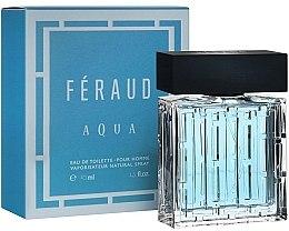 Düfte, Parfümerie und Kosmetik Feraud Aqua - Eau de Toilette