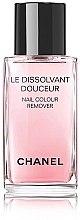 Düfte, Parfümerie und Kosmetik Nagellackentferner mit Arganöl und Vitamin E - Chanel Le Dissilvant Douceur Nail Colour Remover