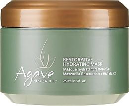 Düfte, Parfümerie und Kosmetik Haarmaske - Agave Healing Oil Restorative Hydrating Mask