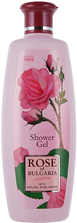 Duschgel mit Rosenwasser - BioFresh Shower Gel — Bild N1