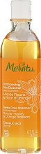 """Düfte, Parfümerie und Kosmetik Pflegeshampoo für trockenes Haar """"Blütenhonig und Orangenblüten"""" - Melvita Gentle Nourishing Shampoo"""