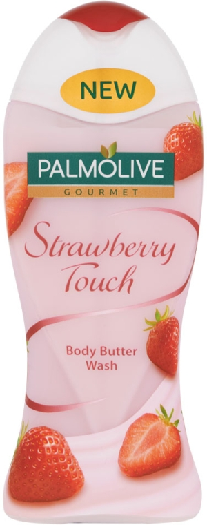Duschgel - Palmolive Gourmet Strawberry Shower Gel