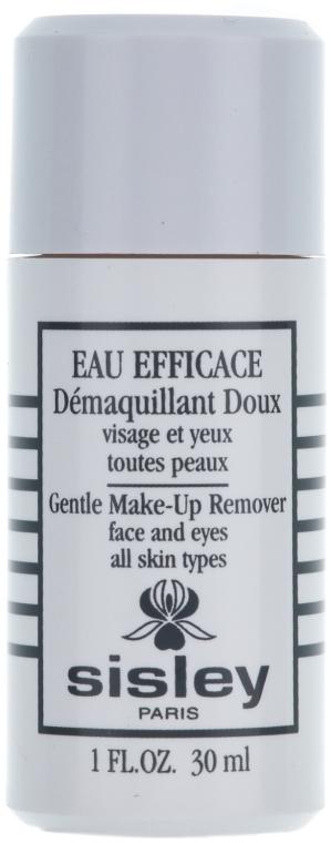 Sanfter Make-up Entferner für Gesicht und Augen - Sisley Eau Efficace Gentle Make Up Remover — Bild N4