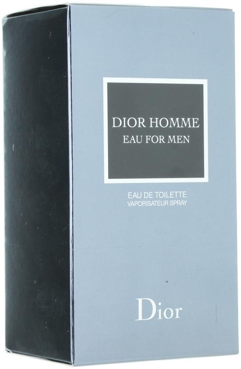 Dior Homme Eau for Men - Eau de Toilette — Bild N4