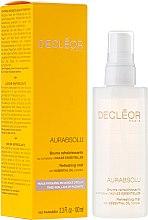 Düfte, Parfümerie und Kosmetik Erfrischendes Nebelspray mit ätherischen Ölen - Decleor Aurabsolu Refreshing Mist