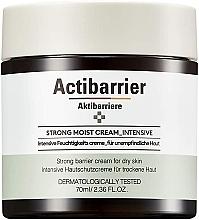 Düfte, Parfümerie und Kosmetik Intensiv feuchtigkeitsspendende Gesichtscreme für trockene Haut - Missha Actibarrier Strong Moist Cream Intensive