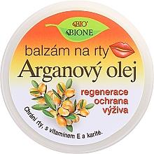 Düfte, Parfümerie und Kosmetik Lippenbalsam mit Arganöl - Bione Cosmetics Argan Oil Lip Balm