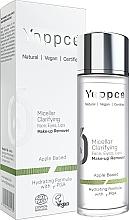 Düfte, Parfümerie und Kosmetik Feuchtigkeitsspendender Mizellen-Make-up Entferner - Yappco Micellar Clarifying Make-Up Face, Eyes, Lips Remover