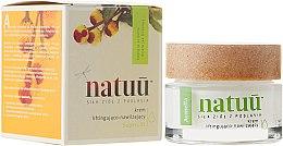 Düfte, Parfümerie und Kosmetik Feuchtigkeitsspendende und straffende Gesichtscreme mit Jambu-Extrakt - Natuu SuperLift Face Cream