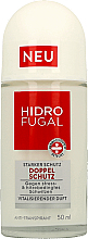 Düfte, Parfümerie und Kosmetik Deo Roll-on Antitranspirant für doppelten Schutz mit vitalisierendem Duft - Hidrofugal Double Protection Roll-on