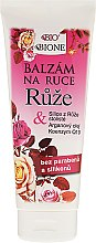 Düfte, Parfümerie und Kosmetik Rose Handbalsam - Bione Cosmetics Rose Hand Balm
