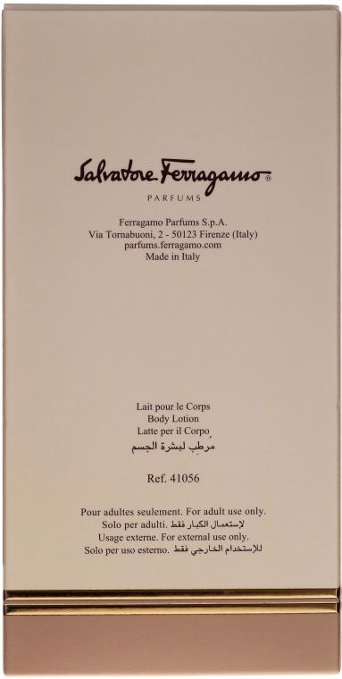 Salvatore Ferragamo Signorina Eleganza - Körperlotion — Bild N3