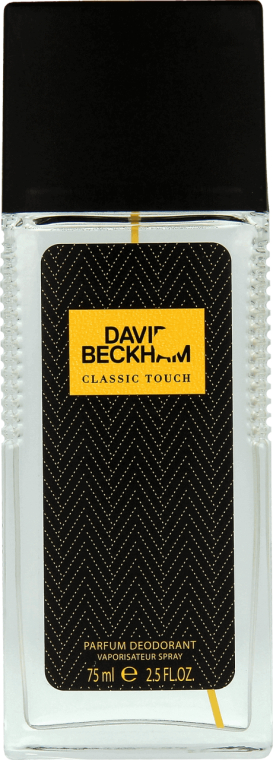 David Beckham Classic Touch Limited Edition - Parfümiertes Körperspray