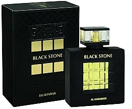 Düfte, Parfümerie und Kosmetik Al Haramain Black Stone - Eau de Parfum