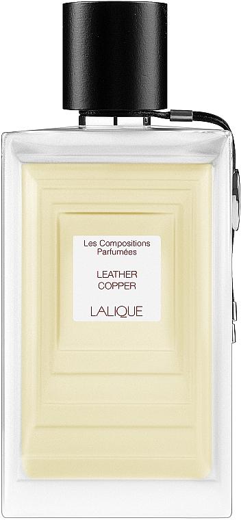 Lalique Leather Copper - Eau de Parfum