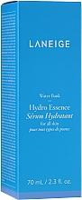 Düfte, Parfümerie und Kosmetik Feuchtigkeitsspendendes Gesichtsserum für alle Hauttypen - Laneige Water Bank Hydro Essence Serum Hydratant