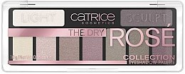 Düfte, Parfümerie und Kosmetik Lidschatten-Palette - Catrice Collection Eyeshadow Palette (10.6 g)