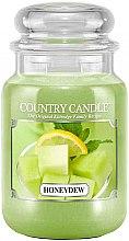Düfte, Parfümerie und Kosmetik Duftkerze im Glas Honeydew - Country Candle Honedew