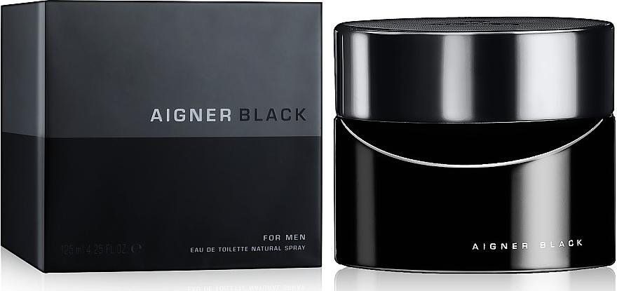 Aigner Black Man - Eau de Toilette — Bild N2