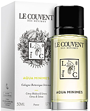 Düfte, Parfümerie und Kosmetik Le Couvent des Minimes Aqua Minimes - Eau de Cologne