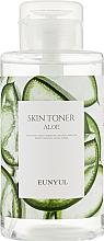 Düfte, Parfümerie und Kosmetik Feuchtigkeitsspendendes Gesichtstonikum mit Aloeextrakt - Eunyul Aloe Skin Toner