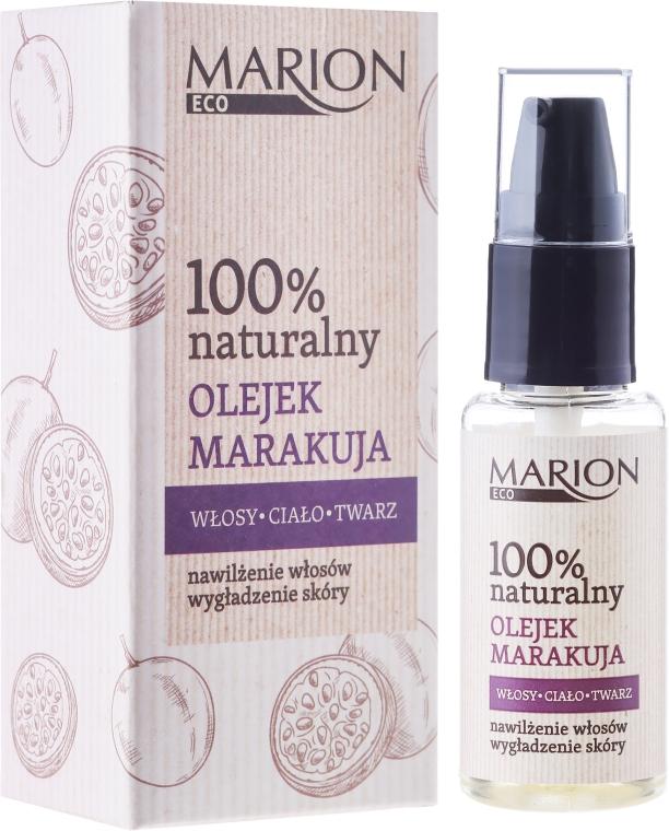 100% Natürliches Maracujaöl für Haar, Körper und Gesicht - Marion Eco Oil
