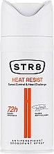 "Düfte, Parfümerie und Kosmetik Deodorant ""The Alum Stone"" - STR8 Heat Resist Antiperspirant Deodorant Spray"