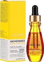 Düfte, Parfümerie und Kosmetik Energetisierendes, feuchtigkeitsspendendes und revitalisierendes Gesichtsserum mit 100% natürlichen ätherischen Ölen für strahlende Haut - Decleor Aromessence Green Mandarin Oil Serum
