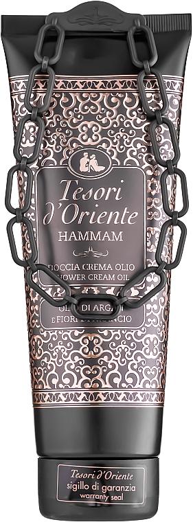 Tesori d`Oriente Hammam - Duschcreme mit Arganöl