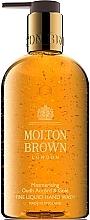 Düfte, Parfümerie und Kosmetik Molton Brown Mesmerising Oudh Accord & Gold - Flüssige Handseife