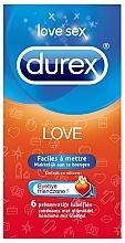 Düfte, Parfümerie und Kosmetik Kondome 6 St. - Durex Love