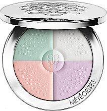 Düfte, Parfümerie und Kosmetik Gesichtspuder - Guerlain Meteorites Compact Pressed Powder (2- Clair)