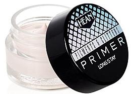 Düfte, Parfümerie und Kosmetik Langanhaltender Augenprimer für Pigmente, Glitzer und LIdschatten - Hean Long Stay Glitter And Pigments Primer