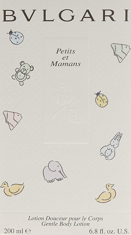 Bvlgari Petits et Mamans - Körperlotion — Bild N4