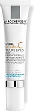 Düfte, Parfümerie und Kosmetik Anti-Age Augenpflege mit Fill-In Effekt für empfindliche Augen - La Roche-Posay Redermic C Anti-Wrinkle Firming