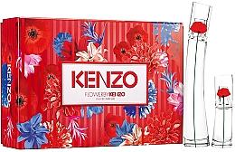 Düfte, Parfümerie und Kosmetik Kenzo Flower by Kenzo - Duftset (Eau de Parfum 50ml + Eau de Parfum 15ml)