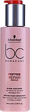Düfte, Parfümerie und Kosmetik Schützende Haarcreme für geschädigtes Haar - Schwarzkopf Heat Protector BC Peptide RR Blow Defense