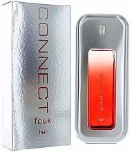 Düfte, Parfümerie und Kosmetik Fcuk Connect Her - Eau de Toilette