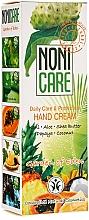 Düfte, Parfümerie und Kosmetik Schützende Handcreme für den Tag - Nonicare Garden Of Eden Hand Cream