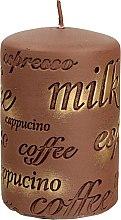 Düfte, Parfümerie und Kosmetik Duftkerze Coffee braun 7x10 cm - Artman Coffee