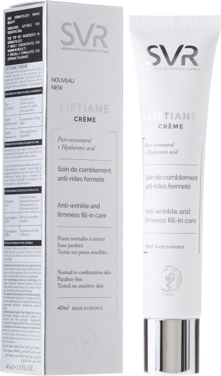 Anti-Aging Gesichtscreme - SVR Liftiane Anti-Wrincle Cream