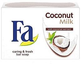 Düfte, Parfümerie und Kosmetik Cremeseife mit Kokosnussextrakt - Fa Coconut Milk