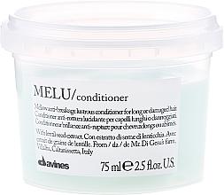 Düfte, Parfümerie und Kosmetik Conditioner für langes und strapaziertes Haar - Davines Melu Conditioner Anti-Rottura Lucidante