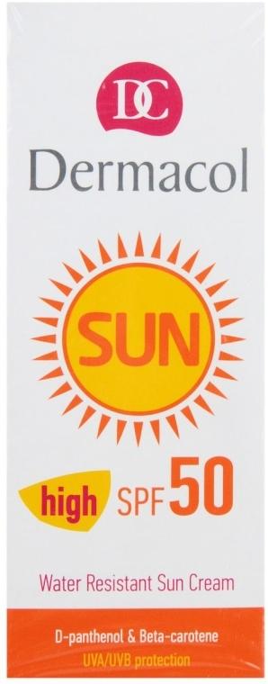 Wasserfeste Sonnenschutzcreme SPF 50 - Dermacol Sun Cream — Bild N1