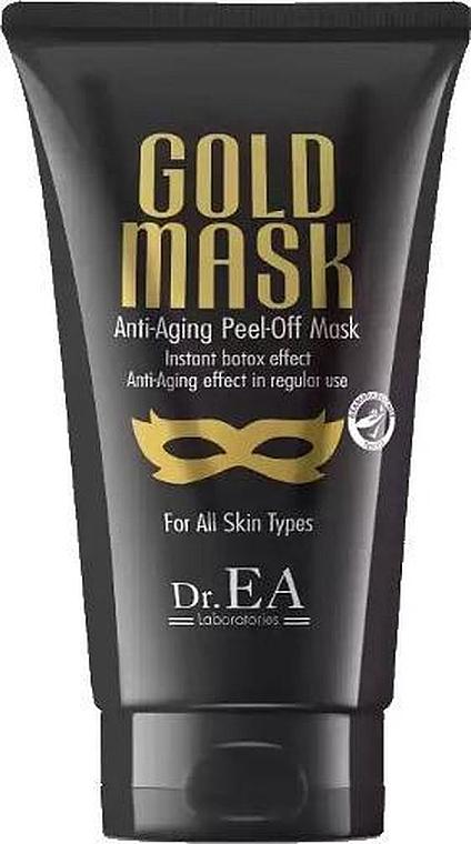 Anti-Aging Peel-Off Gesichtsmaske für alle Hauttypen - Dr.EA Gold Mask